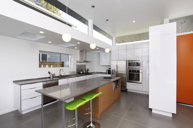 z house modern kitchen seattle by stephenson