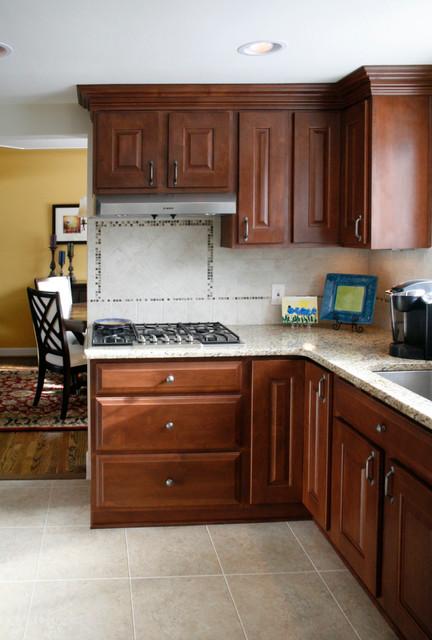Zabick Kitchen traditional-kitchen