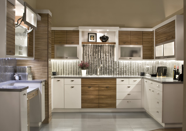 kitchen design san luis obispo zebra wood modern kitchen modern kitchen san luis 487