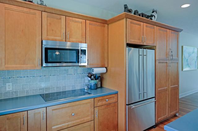 zeeland michigan renovation traditional kitchen