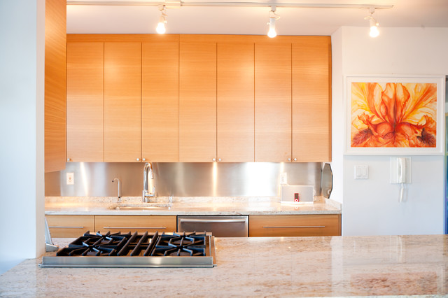 contemporary kitchen by Chris A. Dorsey Photography