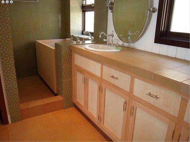 Zen Bathroom Cabinets Asian Kitchen Los Angeles By Mortise Tenon Custom Furniture Store