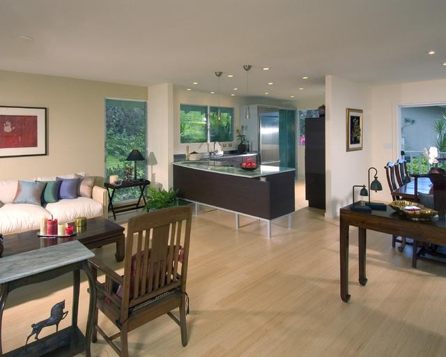 Zen enlightenment asian kitchen hawaii by for Archipelago hawaii luxury home designs