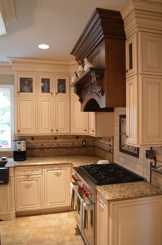 Zilberman Project - Traditional - Kitchen - Newark - by ...