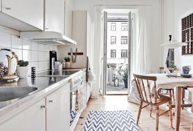 Gott och blandat nordico-cocina