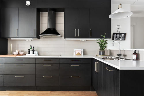 How To Decide Between Upper Kitchen Cabinets Open Storage