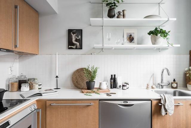 Homestyling scandinavo-cucina