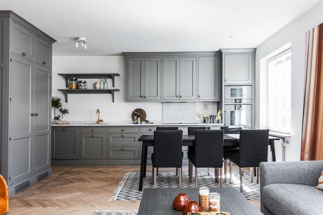Interiors scandinavian-kitchen