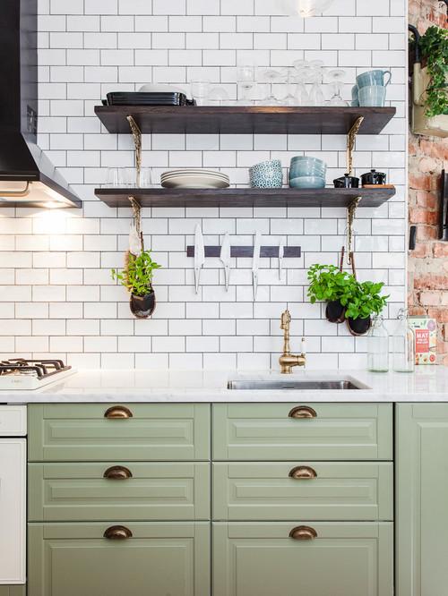 Superbly Eksperternes bedste råd: Køkkenopbevaring på stramt budget VI09