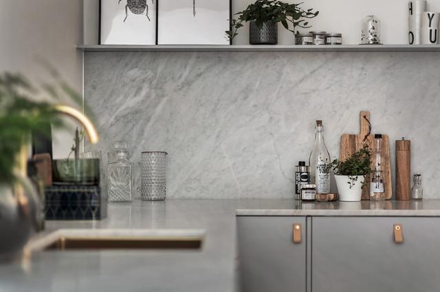 Kungsholms Kyrkoplan scandinavian-kitchen