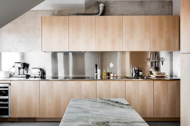 Lill-Jans plan 3 - Modern - Küche - Stockholm - von Henrik Nero