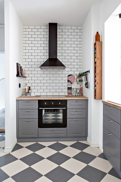 30 Of The Best Small Kitchens From Around World