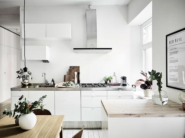 Styling Karl Gustavsgatan scandinavian-kitchen