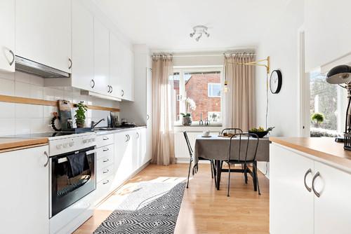 Decoraci n 10 trucos para aportar un toque n rdico a tu casa for Casas estilo nordico