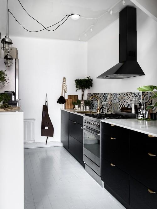 10 Ideen, mit denen Sie jede schlichte Küche aufwerten