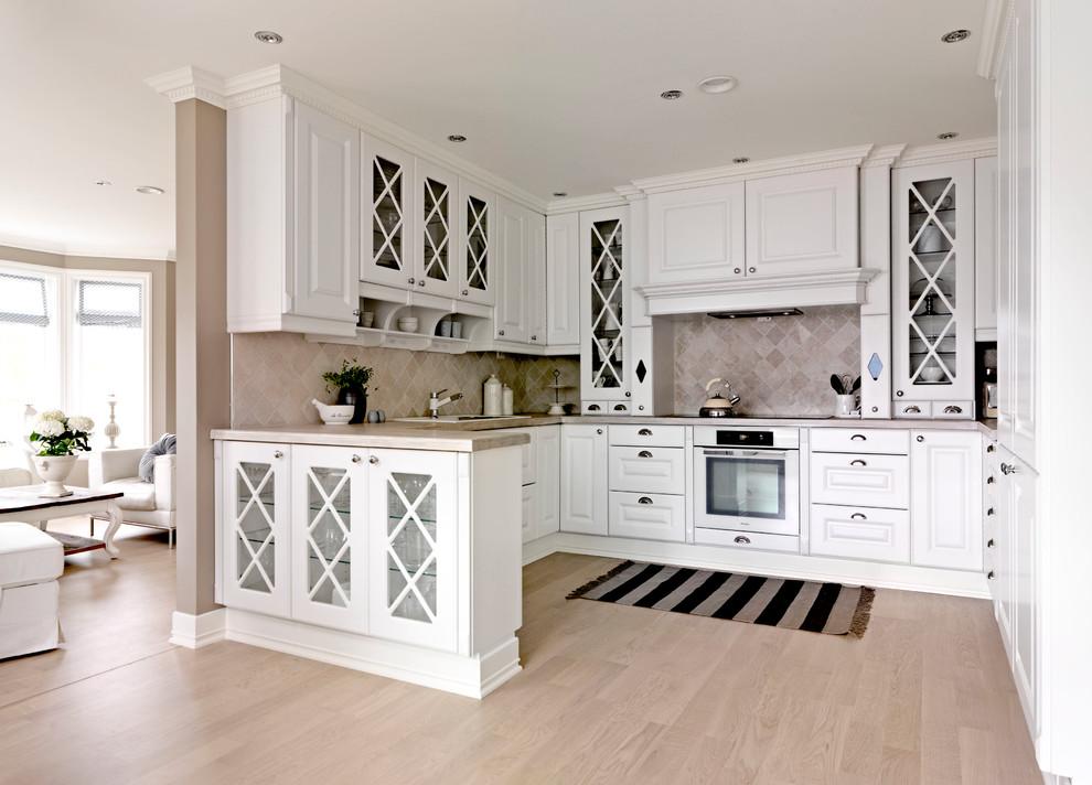 2019北歐廚房裝修圖 2019北歐櫥柜裝修效果圖片