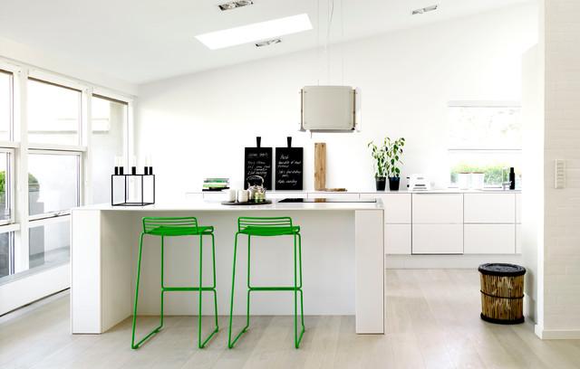 JKE Køkken - Scandinavian - Kitchen - Aarhus - by JKE Design Viborg