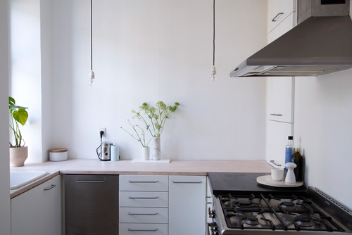 scandinavian kitchen interiors