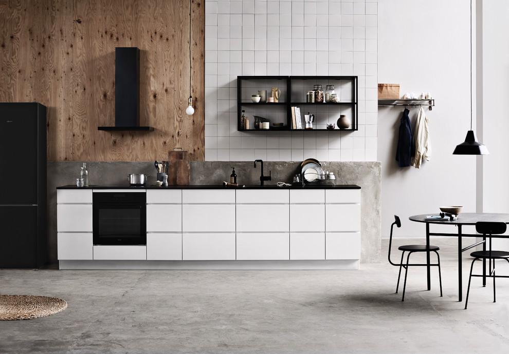 Industrial Küche in Kopenhagen