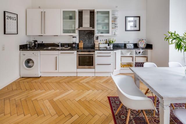 altbau modern in k ln skandinavisch k che other. Black Bedroom Furniture Sets. Home Design Ideas