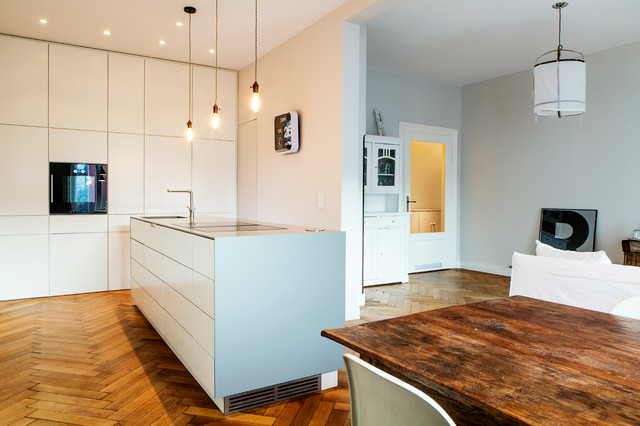 Altbausanierung München altbausanierung münchen contemporary kitchen munich by