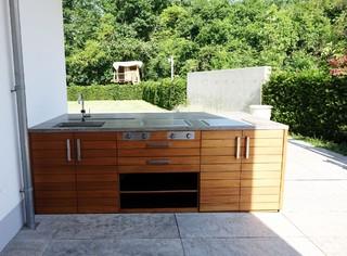 Türen Für Außenküche : Außenküche modern küche nürnberg von vogel wohn t räume in