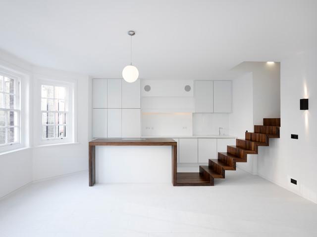 Balfour Place, London - Minimalistisch - Küche - Berlin - von KHBT