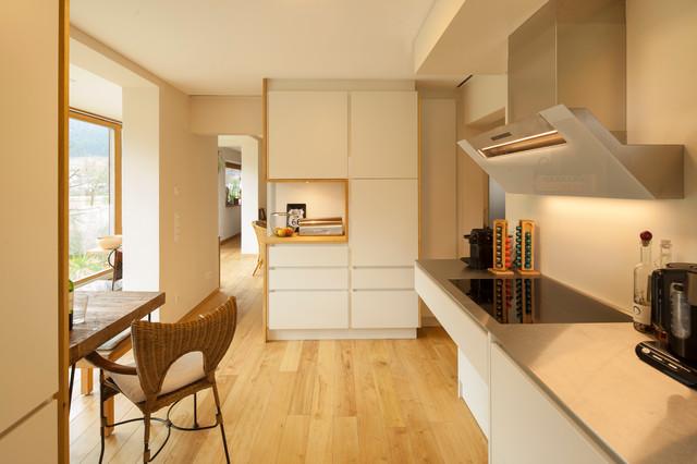 barrierefreie k che modern k che sonstige von stefan kornmeier innenausbau konstruktion. Black Bedroom Furniture Sets. Home Design Ideas