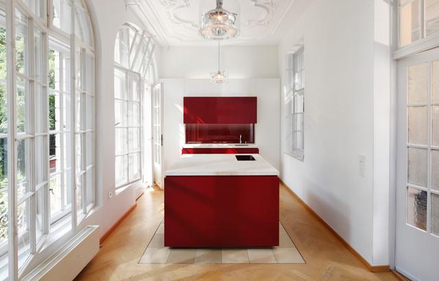 bayerische architektenkammer - traditional - kitchen - munich - by, Innenarchitektur ideen