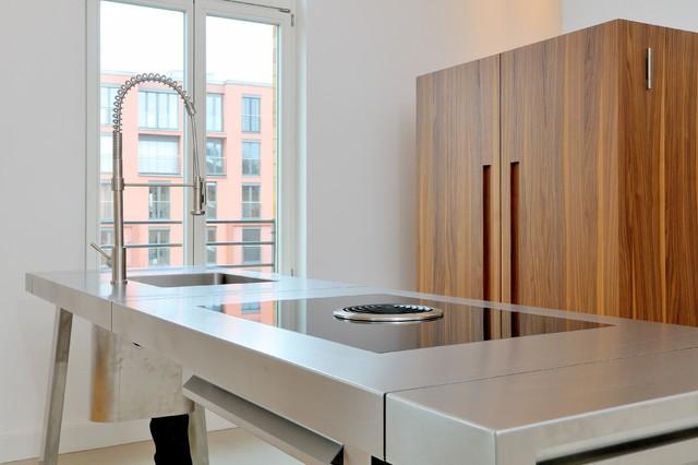 berlin mitte bulthaup b2 industrial kitchen - Bulthaup Kuchen Berlin