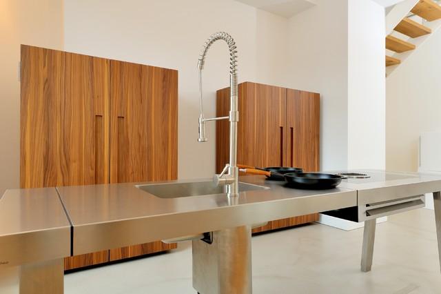 berlin mitte bulthaup b2. Black Bedroom Furniture Sets. Home Design Ideas