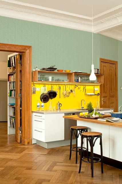 berliner wohnung. Black Bedroom Furniture Sets. Home Design Ideas