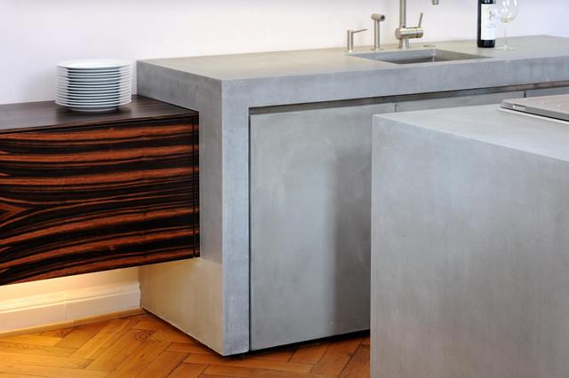 k chen industrial kitchen frankfurt by walter wendel. Black Bedroom Furniture Sets. Home Design Ideas