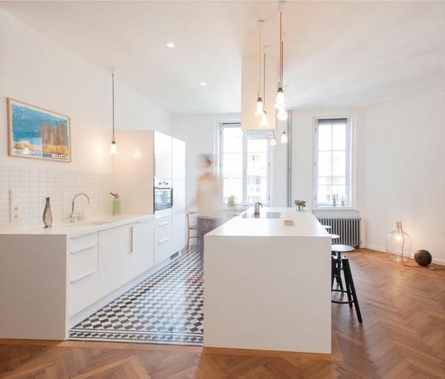 böden - Skandinavisch - Küche - Nürnberg - von parkett + ...
