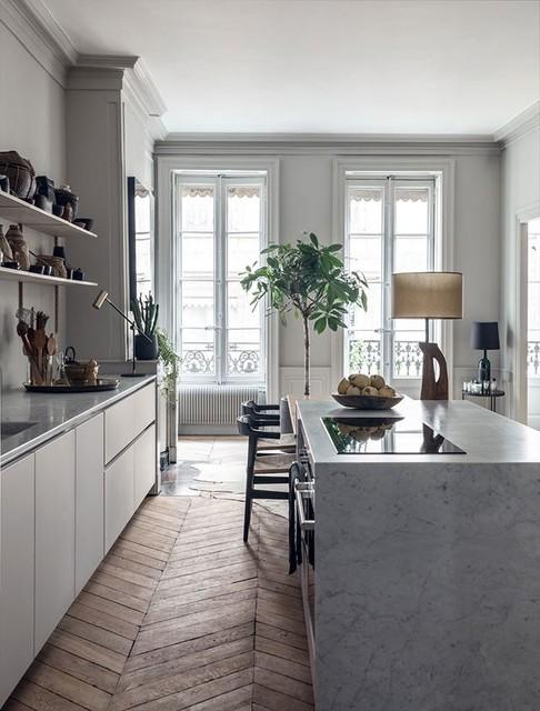 böden - Modern - Küche - Nürnberg - von parkett + funktion