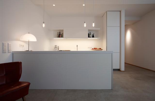 bulthaup b1 Lebensraum München 1 Contemporary Kitchen