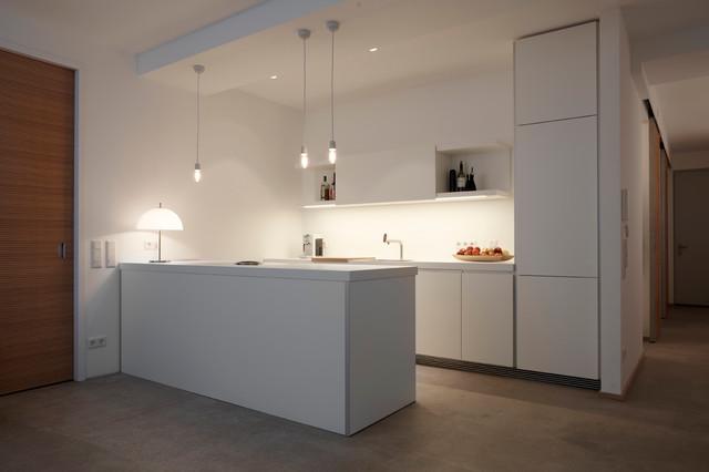 bulthaup b1 lebensraum m nchen 1 contemporaneo cucina monaco di baviera di bulthaup am. Black Bedroom Furniture Sets. Home Design Ideas