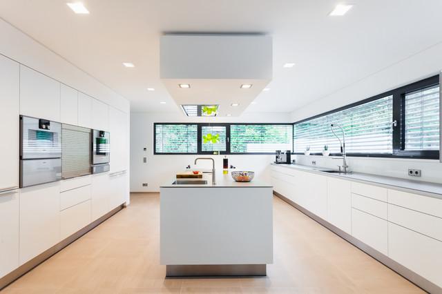 Bulthaup b3 moderne cuisine francfort par lang küchen