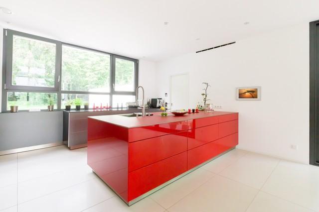 bulthaup b3 lebensraum kr esslingen contemporary kitchen stuttgart by bulthaup ideen. Black Bedroom Furniture Sets. Home Design Ideas