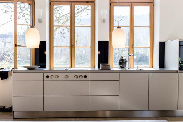 bulthaup ideen k che contemporary kitchen stuttgart. Black Bedroom Furniture Sets. Home Design Ideas