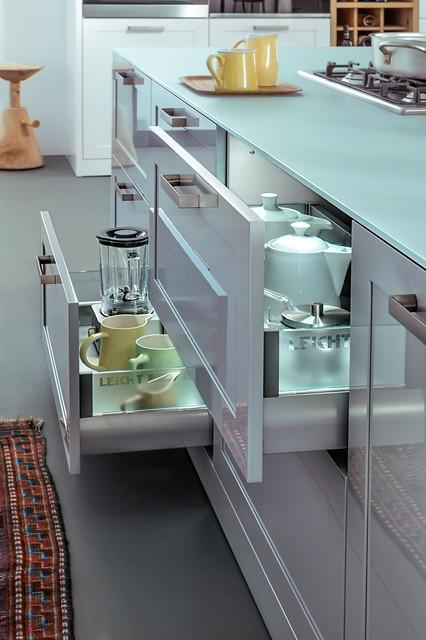 CARRÉ-2-FG | XYLO | CARRÉ-2-LG contemporary-kitchen