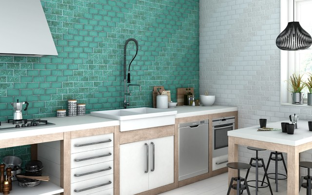 Cevica Antic Special Feelings Fliese - Industrial - Kitchen ...