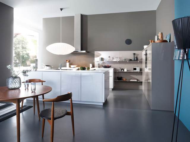 CHIARA-BG-C | LUNA-AG-C contemporary-kitchen