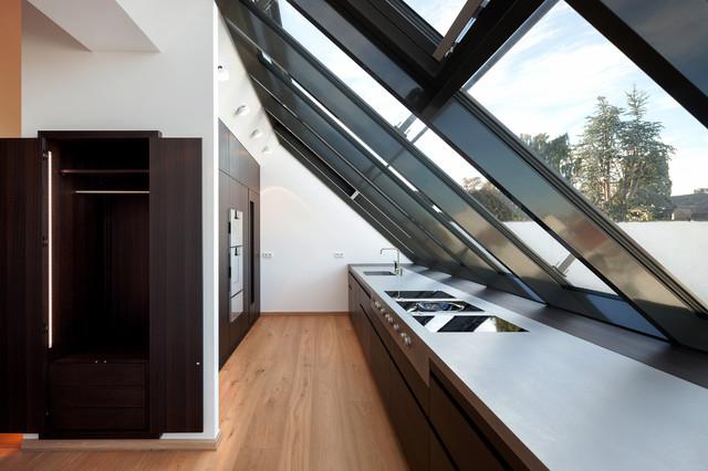 Zweizeilige Küche ist beste stil für ihr wohnideen
