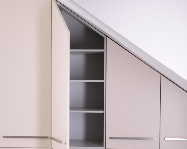 dachgeschoss i modern k che berlin von grambow widmer. Black Bedroom Furniture Sets. Home Design Ideas