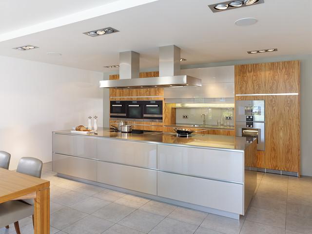 küchen - modern - küche - düsseldorf - von anton thelen gmbh