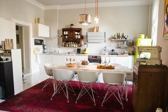 die vegane wohnung ohne tier und voller leben eklektisch k che berlin von claudia. Black Bedroom Furniture Sets. Home Design Ideas