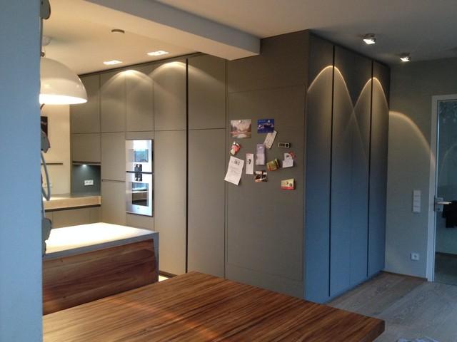 einbauk che modern kitchen munich by workhouse. Black Bedroom Furniture Sets. Home Design Ideas