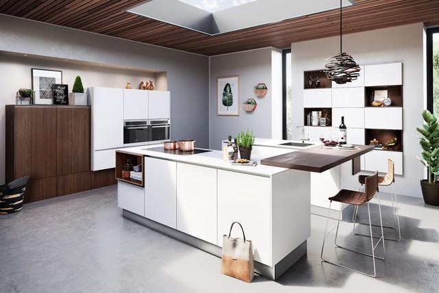 Hochwertige küchen  Eine Auswahl unserer hochwertigen Küchen