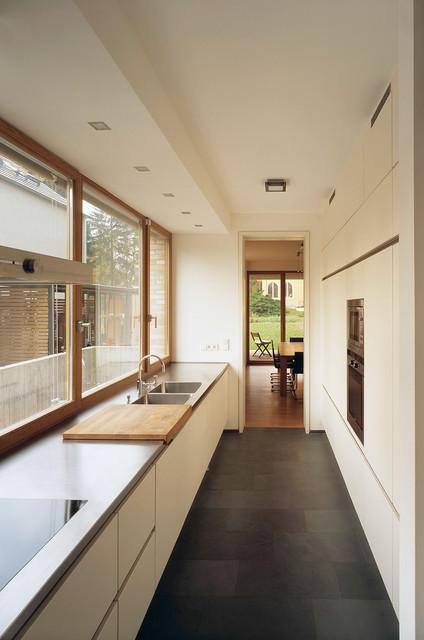 Küche Architektur einfamilienhaus berlin haas architekten berlin contemporary
